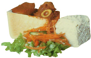 bunny chow - 1a - Dollars Fast Foods